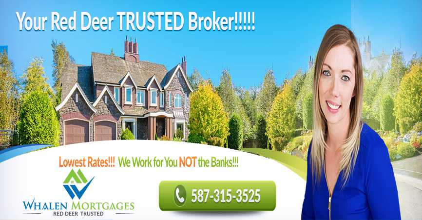 Red Deer Mortgage Broker : Best Rates